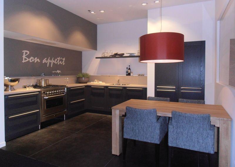 Stoere Keuken Grey : Keukens stoere landelijke keuken in fineer